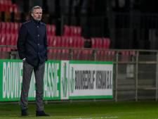 GA Eagles-trainer Kees van Wonderen: 'Krachten vloeiden weg'