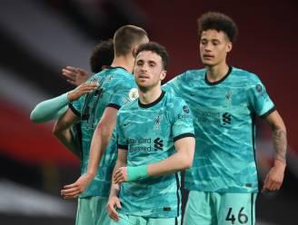 Liverpool behoudt waterkansje op CL-ticket na zege op Old Trafford