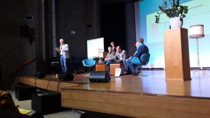 Het Grote Duurzaamheidsdebat donderdag 7 maart in het CKE-gebouw in Eindhoven.