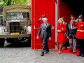 'Koninklijke stoet' bij afscheid burgemeester