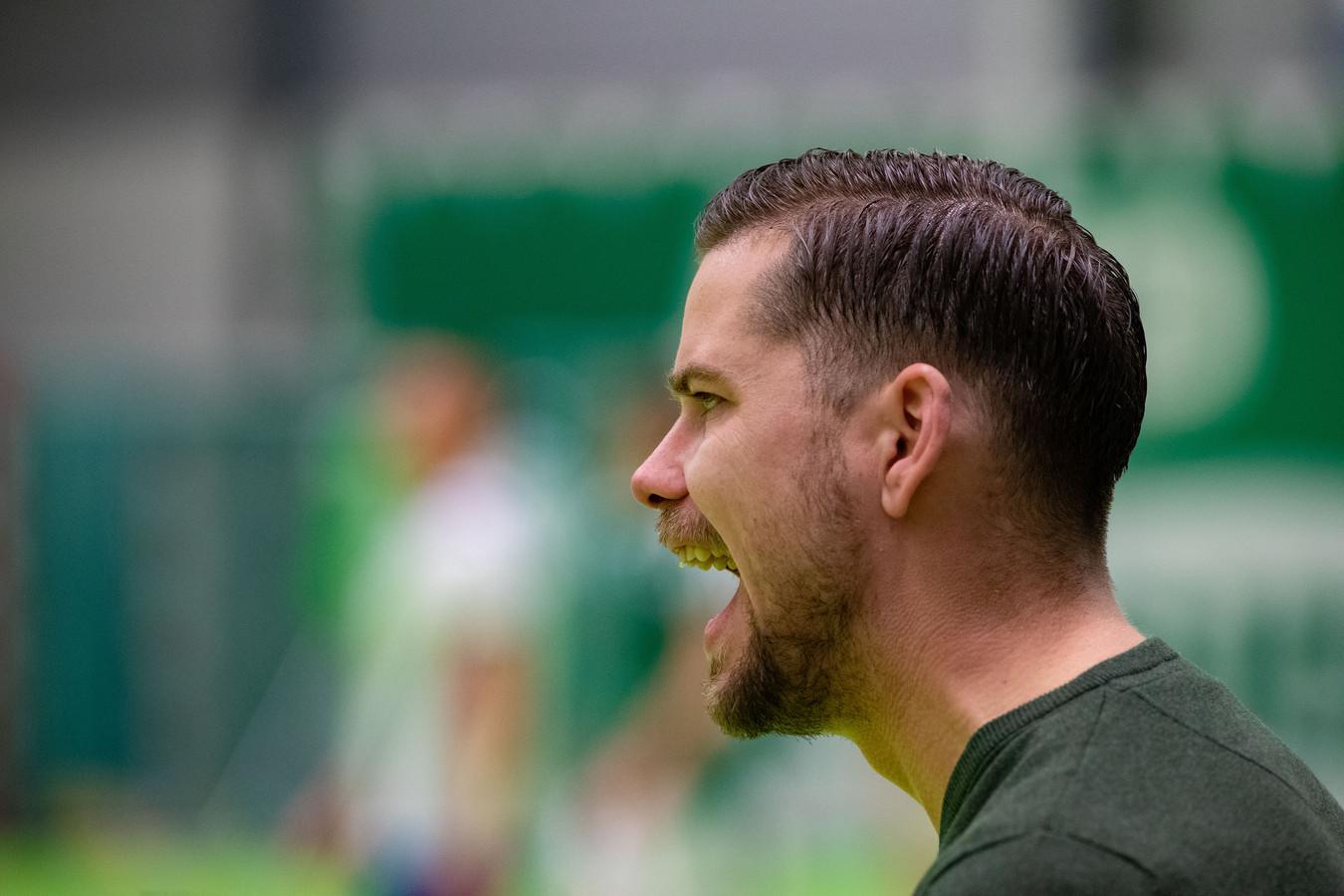 Coach Selwin Edzes van ASVD krijgt met Jorn Brandsma een ervaren nieuweling in zijn selectie.