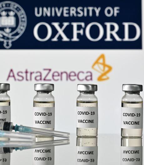 Nieuwe cijfers: 'Oxford-vaccin beschermt substantieel tegen verspreiding coronavirus'