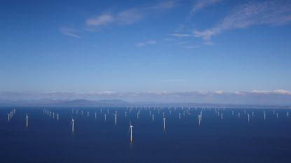 Dit is het grootste windmolenpark in zee ter wereld