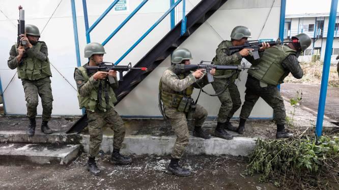 Filipijns leger zoekt ontvoerd Brits-Filipijns paar