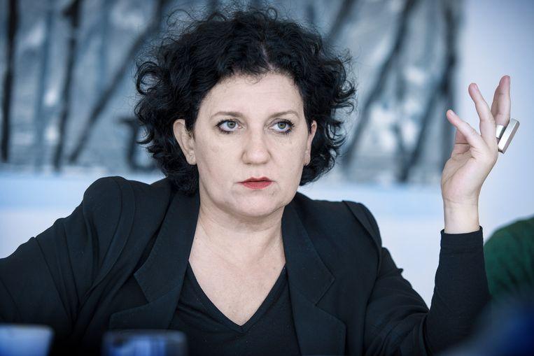 Vlaams minister van Begroting Annemie Turtelboom