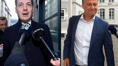 Alexander De Croo steunt Egbert Lachaert in strijd om Open Vld-voorzitterschap