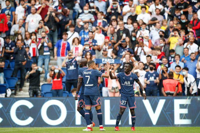Large victoire pour le PSG, qui se déplacera à Bruges mardi soir.