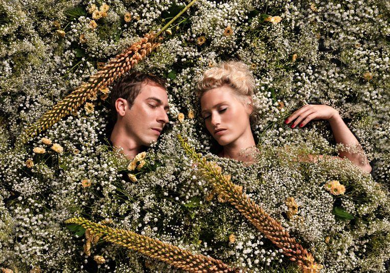 Stefanie Callebaut en Benjamin Desmet vormen al meer dan tien jaar 'SX'. Beste vrienden zijn ze en zelfs soulmates.