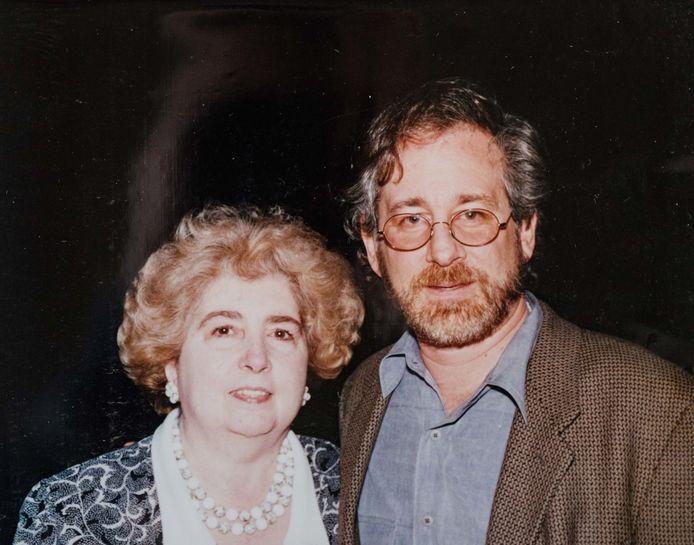 Met Steven Spielberg.