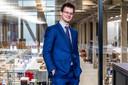 Vincent van Hecke, directeur van de Koninklijke Nederlandse Munt.