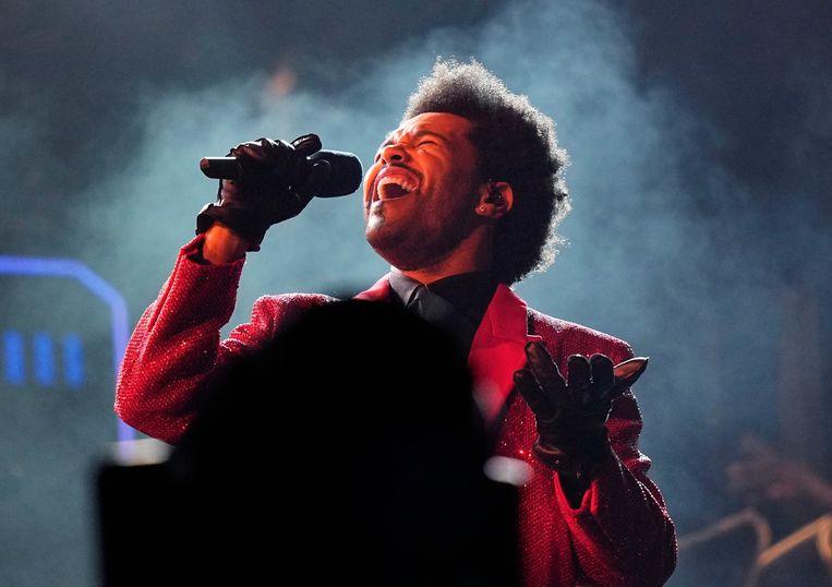 The Weeknd besloot eerder al om de Grammy Awards te boycotten. Beeld AP