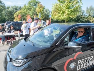 Kiwanis Adriaen Brouwer stuurt elektrische wagens op Green Tour door Vlaamse Ardennen