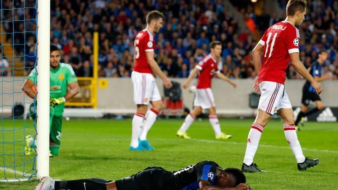 United legt klasseverschil pijnlijk bloot in Brugge: 0-4