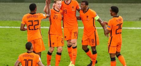 Victoire des Pays-Bas dans un match complètement fou contre l'Ukraine