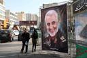 De Iraanse generaal Qassem Soleimani werd met een Amerikaanse drone-aanval om het leven gebracht.