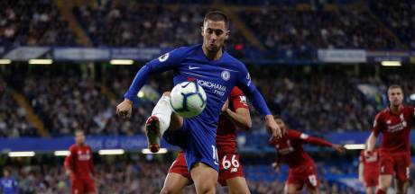 Chelsea wil van Hazard bestbetaalde speler ooit maken