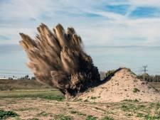De Moer krijgt plaats om explosieven op te blazen
