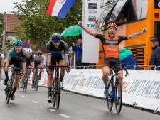 Omloop der Kempen na natte finale prooi voor Roy Eefting