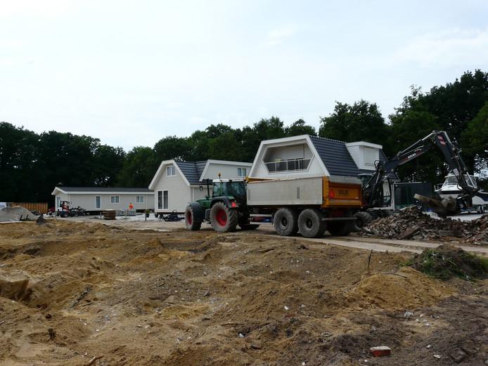 De renovatie van De Birkt betekende een paar jaar geleden de laatste uitbreiding van standplaatsen in Amersfoort.