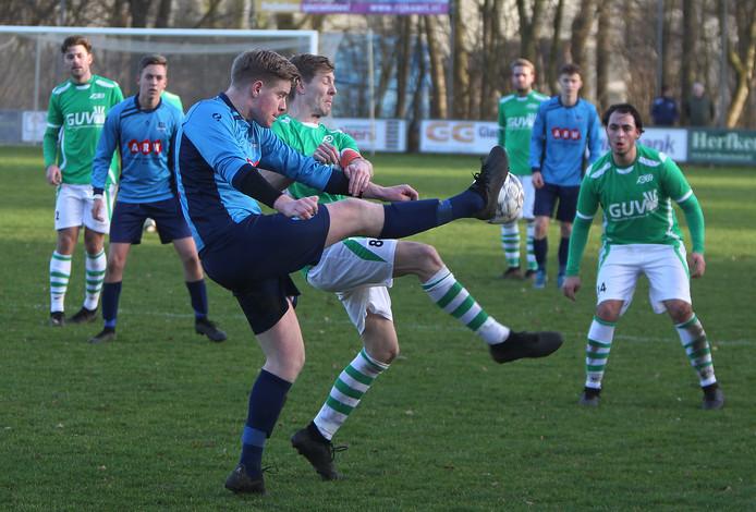 Basteom speelt donderdag de thuiswedstrijd tegen FC Dinxperlo op het terrein van de gasten.