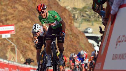 Ewan heeft weer het beste eindschot op Hatta Dam in UAE Tour, Campenaerts toont zich in finale