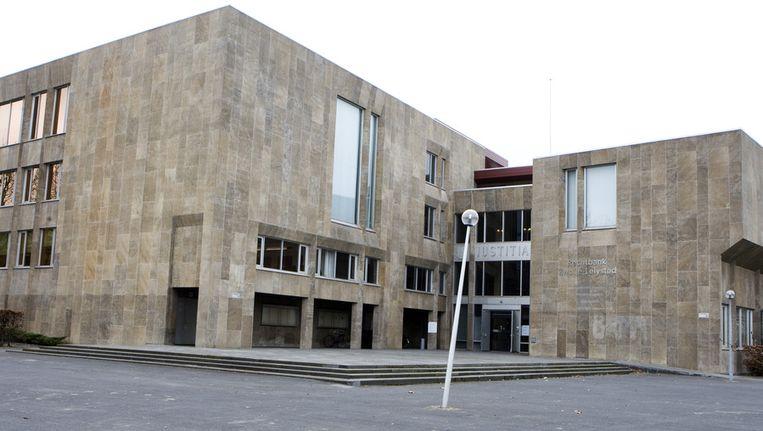 De rechtbank Zwolle-Lelystad in Zwolle. © ANP Beeld null