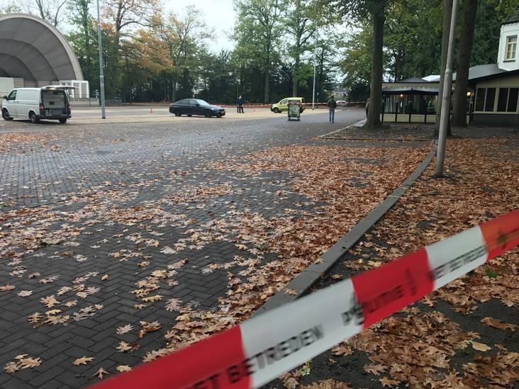 Kogelregen op Stadspaviljoen in Eindhoven: geen slachtoffers