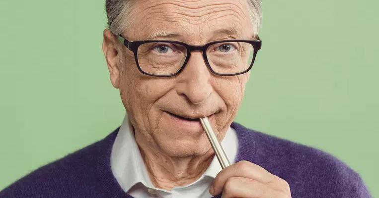 Bil Gates wil zo snel mogelijk een wereldwijd programma voor onderzoek en ontwikkeling opzetten, met een vervijfvoudiging van de budgetten voor onderzoek naar schone energie. Beeld John Keatley / The Guardian / Eyevin