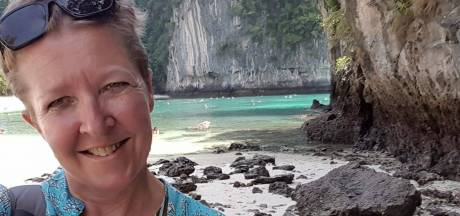 Mariëtte (59) is permanent op reis: 'Zodra mijn zoon ging studeren, heb ik alles weggedaan'
