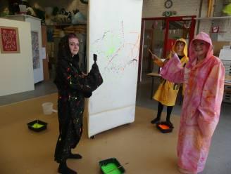Sint-Vincentius-leerlingen laten hun innerlijke kunstenaar los in KADE