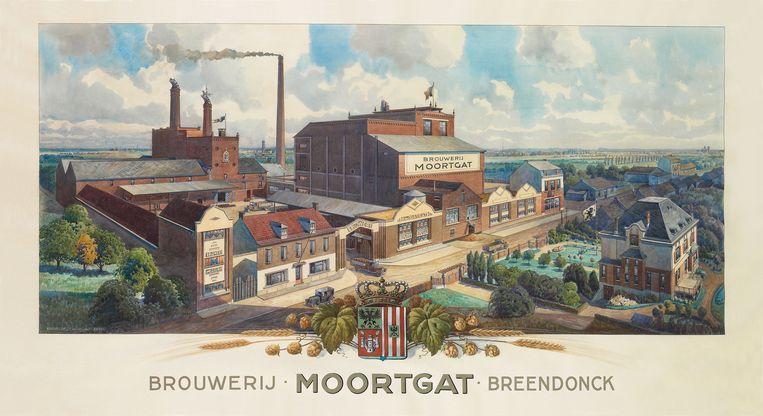 150 jaar geleden begon de brouwerij als een klein boerderijtje. Vandaag is Duvel-Moortgat een multinational met een jaaromzet van een half miljard euro. Beeld RV
