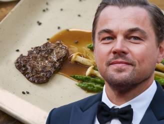 Leonardo DiCaprio investeert in bedrijven die werken aan kweekvlees