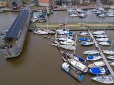 Eigenaar Ark van Noach niet schuldig aan ravage in haven Urk
