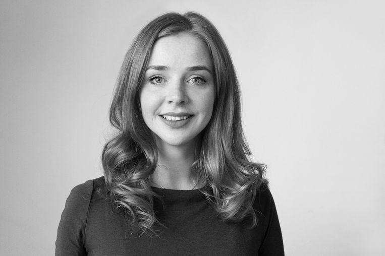 Zilla Boyer is reporter voor Atria, een kennisinstituut voor emancipatie en vrouwengeschiedenis. Beeld Dinalee