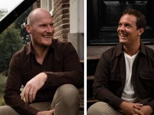 Ooit konden ze niet zonder drugs, nu helpen Ruben en Martijn verslaafden