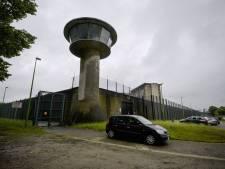 Une lockdown party organisée sur le parking de la prison de Lantin