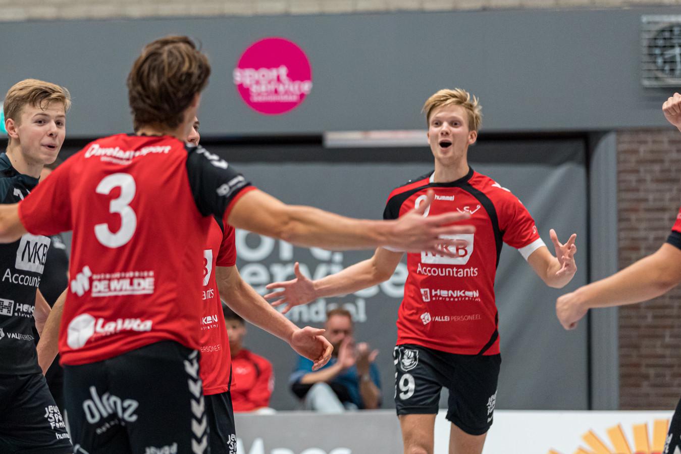 Timo Terlouw gaat van VCV naar Zaanstad.