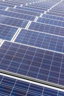 Edese zonneweide Schampsteeg levert straks stroom aan 800 huishoudens