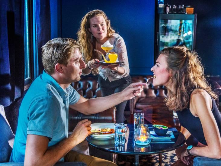 Begonnen als cocktailbar en uitgebreid met een Sardijnse keuken: 'Garnituur is een verloren zaak''