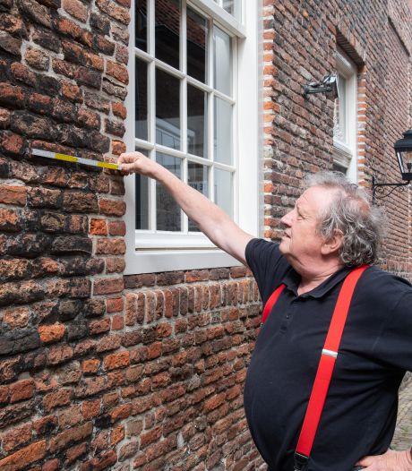 Was Markt 15 ook slachtoffer van de verwoestende stadsbrand in Geertruidenberg?