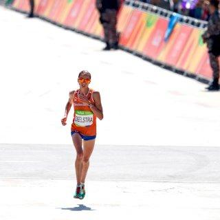 Andrea Deelstra loopt zondag onbevreesd de marathon van Tokio: 'Zoveel marathons zijn er niet'