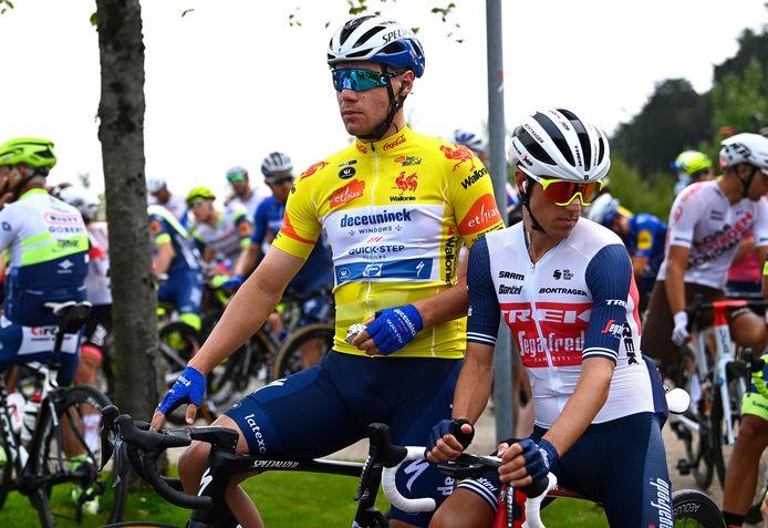 Un beau geste de Fabio Jakobsen et des coureurs du Tour de Wallonie.