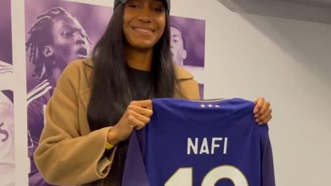"""Nafi Thiam op Anderlecht: """"Ik kondig jullie mijn transfer aan..."""""""