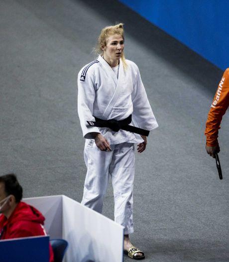 Kim Polling verrast door olympische afwijzing: 'Ik ben het er niet mee eens'