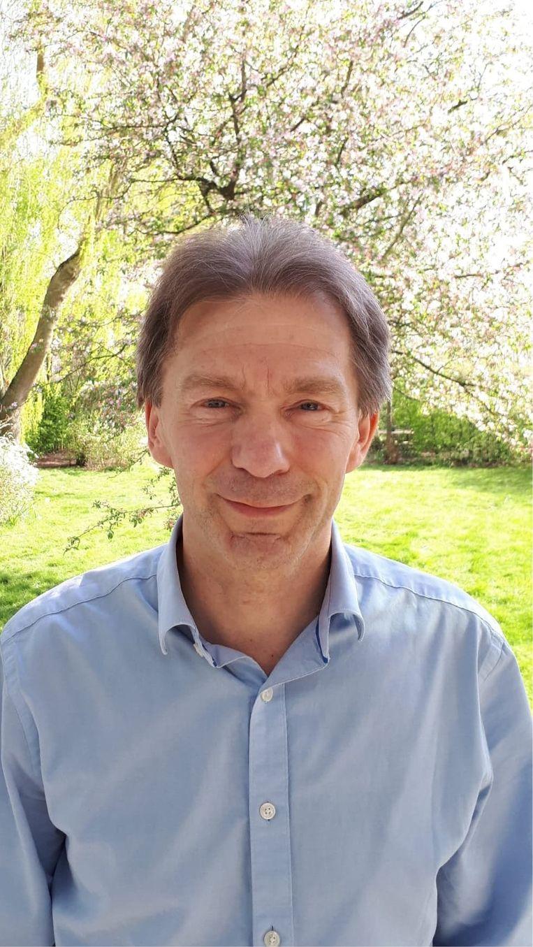 Kris Van den Branden: 'De kloof tussen de kwetsbare en geprivilegieerde kinderen zal tijdens deze periode enkel verbreden.' Beeld