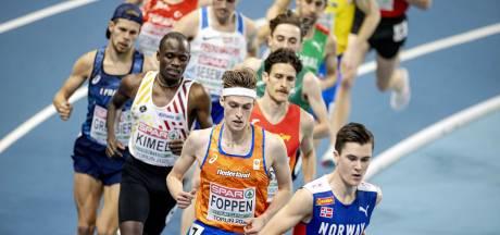 Atleet Mike Foppen hervat zondag jacht op olympisch ticket: 'Maar ik weet nog niet precies hoe ik ervoor sta'