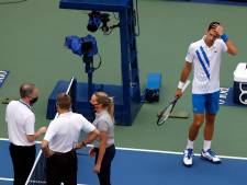 """""""Pas d'autre choix que de disqualifier Novak"""", estime le directeur de l'US Open"""