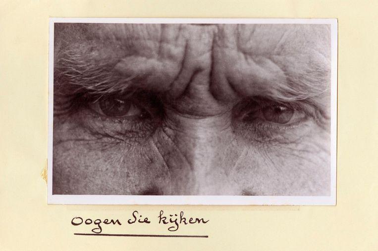 De expo 'Oogen die kijken' in het Letterenhuis toont de fotograaf in Stijn Streuvels. Beeld Archief Stijn Streuvels