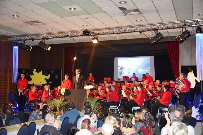 Concert Koninklijke Muziekvereniging Broedermin uit Sterrebeek