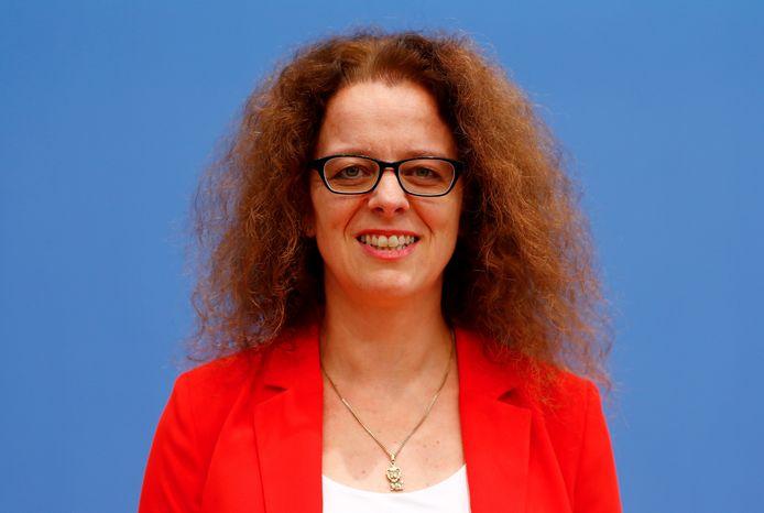ECB-directielid Isabel Schnabel.